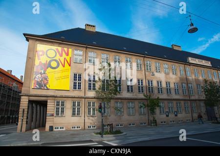 Nationalmuseet el Museo Nacional de historia cultural exterior Copenhague Dinamarca Europa central