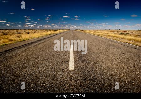 Abrir camino, camino interminable de concepto