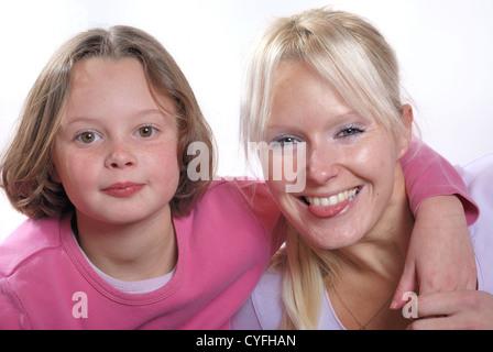 La complicidad entre madre e hija