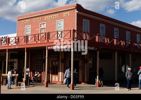 Tombstone, Arizona, Estados Unidos.
