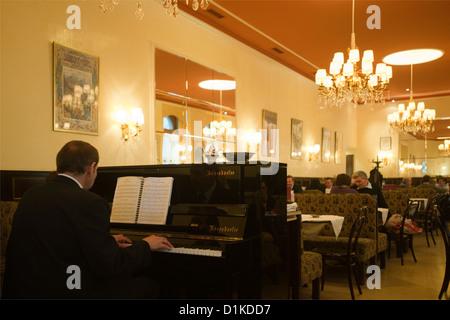 Österrreich, Wien 9, Währinger Straße 68, Café Weimar