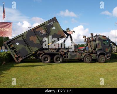 Jornada de Puertas Abiertas del ejército 2012 en los Países Bajos, Oirschot