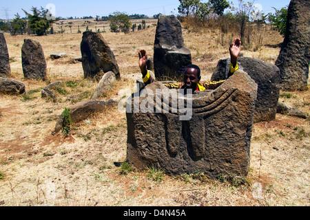 Tiya, Sitio del Patrimonio Mundial de la Unesco, Tiya, Etiopía