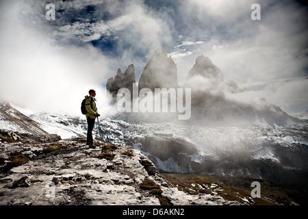 Senderismo en Dolomita
