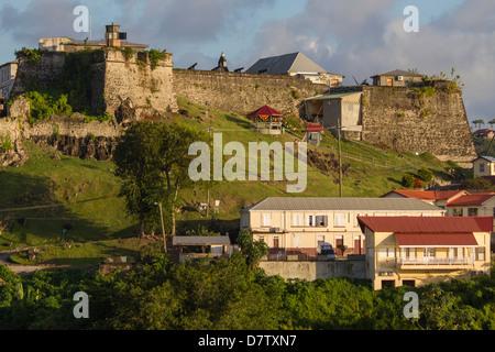 Fort George, George, Granada, Islas de Barlovento, Antillas, Caribe