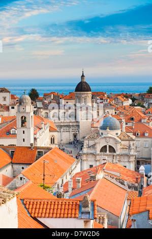 Catedral de Dubrovnik (Catedral de la Asunción de la Virgen María), declarado Patrimonio de la Humanidad por la UNESCO, Dubrovnik, Croacia