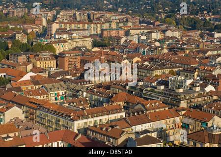 Italia Piamonte Turín vista desde la Mole Antonelliana