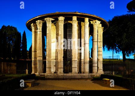 Templo de Hércules Víctor, Roma, Italia