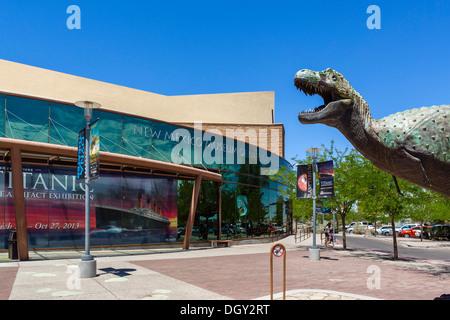 Nuevo México Museo de Historia Natural y Ciencia, Albuquerque, Nuevo México, EE.UU.
