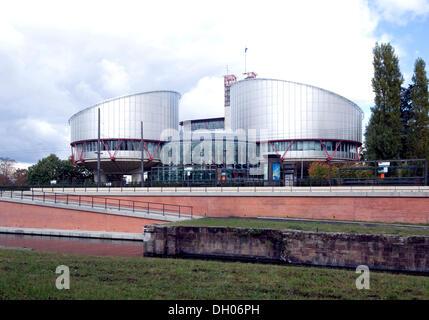 Tribunal Europeo de Derechos Humanos, Estrasburgo, Alsacia, Francia, Europa