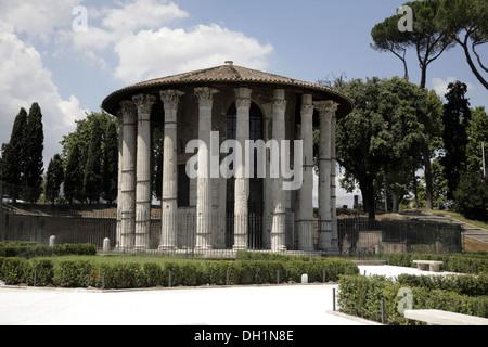 Templo de Hércules Roma Italia Europa