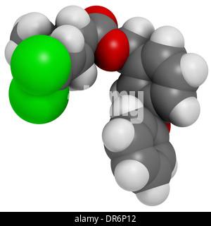 Insecticida piretroide permetrina. Utilizado para el tratamiento de la sarna y piojos en los seres humanos. Utilizado para impregnar los mosquiteros, etc