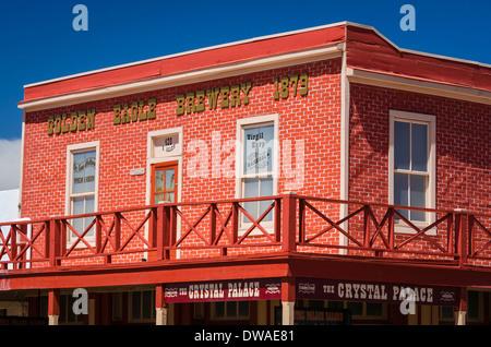 El Crystal Palace Saloon, Tombstone, Arizona, EE.UU.