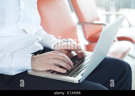 Internet en el aeropuerto