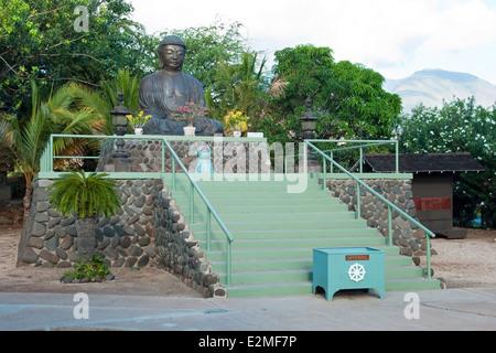 Misión jodo Lahaina en la isla de Maui Hawaii
