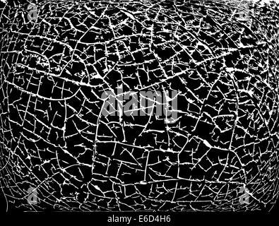 Resumen ilustración vectorial editable protuberantes de grunge