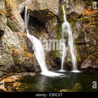 Bash Bish Falls en Berkshires