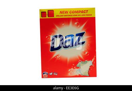 Cerca de Daz detergente en polvo