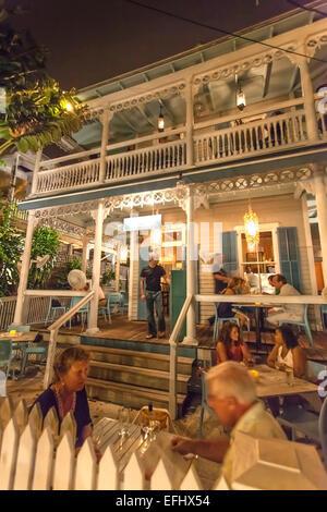 Restaurante 915 de Duval Street, Key West, Florida Keys, Florida, EE.UU.