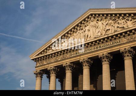 Ilustración de la ciudad de París, Ile-de-France, Francia