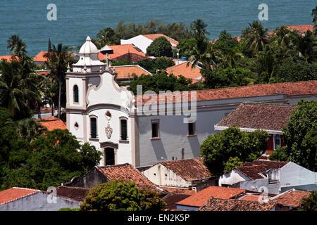 Olinda, Recife, Pernambuco, Brasil,Igreja do Sao Pedro Apostol, Iglesia de San Pedro Apóstol,