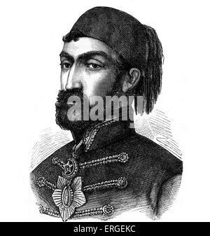 Omar Pasha Latas - otomana y gobernador general. Originalmente el serbio, más tarde convertido al Islam. Llevó a la victoria a las fuerzas Otomanas