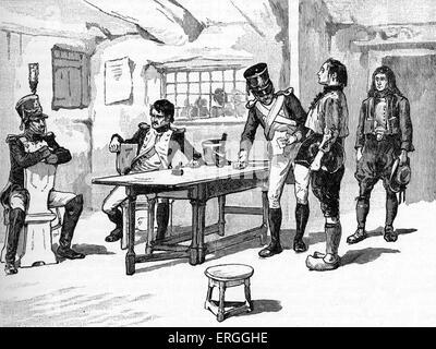 La conscripción en Francia durante las Guerras Napoleónicas.Guerras Napoleónicas, serie de guerras declaradas contra Napoleón I 's Imperio Francés por