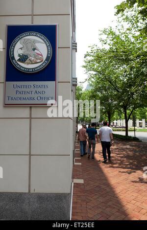 Oficina de Marcas y Patentes de Estados Unidos, Alexandria, Virginia, EE.UU.