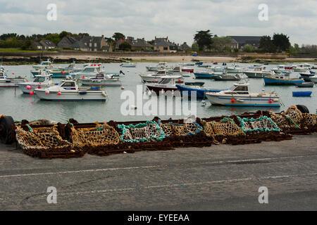 Barfleur Normandía Francia