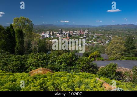 Ciudad del condado de Buncombe Asheville, Carolina del Norte, EE.UU.