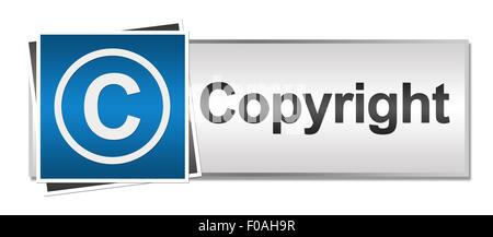 Copyright Azul gris