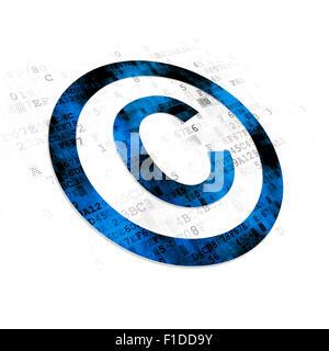 Concepto: La ley de copyright de fondo digital
