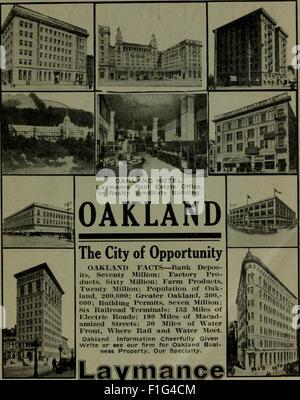 Directorio Polk-Husted Co.'s Oakland, Berkeley y Alameda directory (1915)