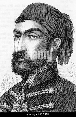 OMAR PASHA LATAS (1806-1871) y gobernador general otomano