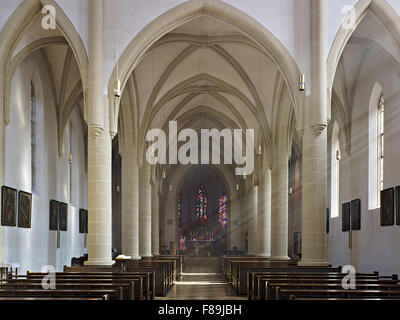 Iglesia parroquial de San Juan Bautista, Kronach, Baviera