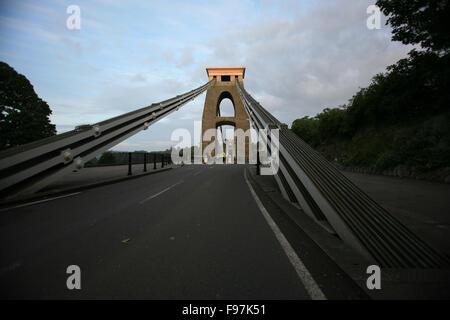 Puente de la suspensión de Clifton, en Bristol por Isambard Kingdom Brunel