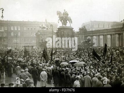 Demostración del KPD en 01.05.1932