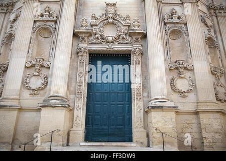 Chiesa di Santa Chiara, Lecce, Puglia, Italia