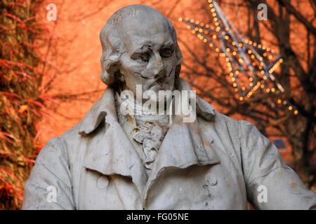 Denkmal: Freiherr von Stein, Berlin-Spandau.