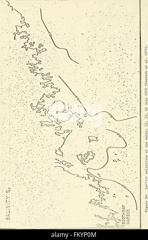 Una caracterización ecológica de la costa de Maine (norte y este de Cape Elizabeth) (1980)