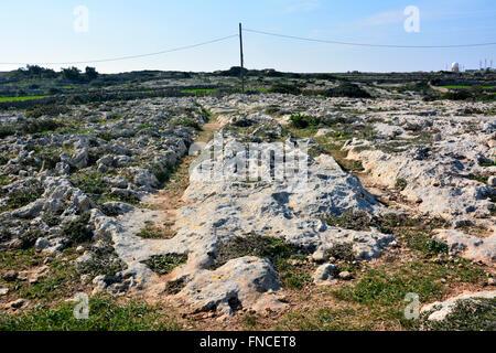 Carrito roderas en Malta