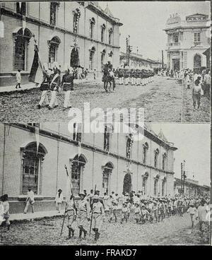 El Salvador al vuelo; notas, impresiones y perfiles. Republica de El Salvador, América Central, 1917 (1917)