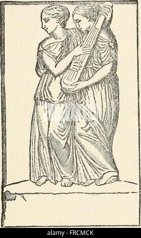 Los hombres de la antigua Grecia, por Jennie Hall (1918)