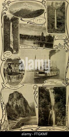 Guía oficial de la exposición del centenario de Lewis y de Clark, Portland, Oregón, 1 de Junio a Octubre 15, 1905 (1905).
