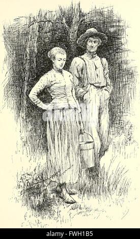 La región de pasto azul de Kentucky - y otros artículos de Kentucky (1892)