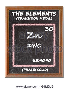 Zinc zn elemento qumico tabla peridica 3d render foto imagen zinc detalles de la tabla peridica foto de stock urtaz Image collections