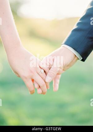 Suecia, cerca de la celebración de manos de recién casados