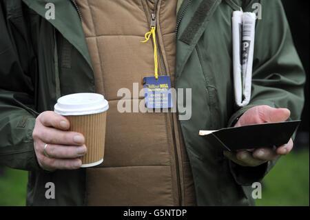 Carreras de Caballos - William Hill Festival de Invierno - Día Uno - del hipódromo Kempton Park