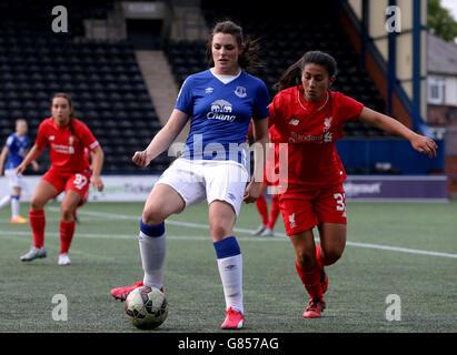 Fútbol - Mujer FA Super Liga Copa Continental - Grupo dos señoras Everton - Liverpool v señoras - Seleccione Seguridad Stadium