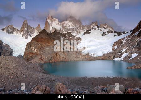 Cerro Fitz Roy,Argentina,Patagonia